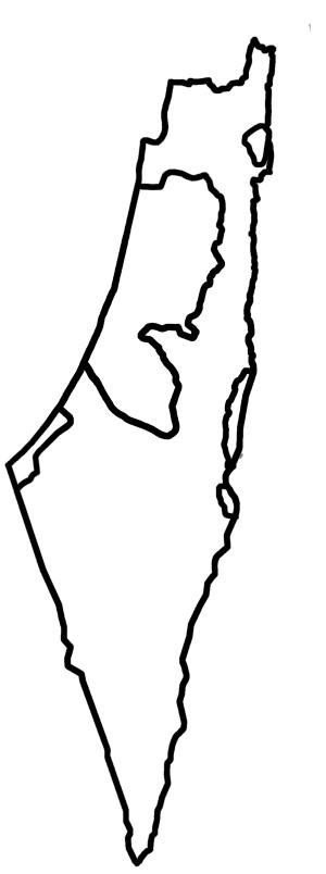 גבולות הקבע של מדינת תל הביב